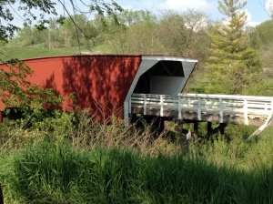 The Cedar Covered Bridge