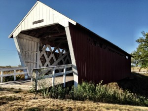 The Imes Covered Bridge