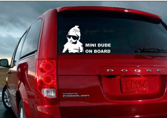 Baby on Board Please...!
